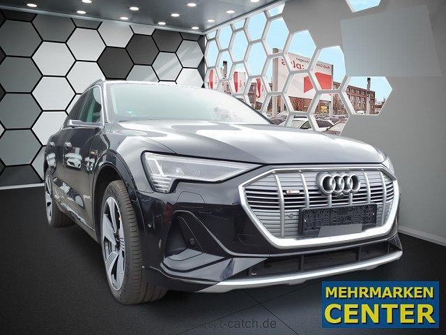 Audi e-tron Sportback 50 quattro S line