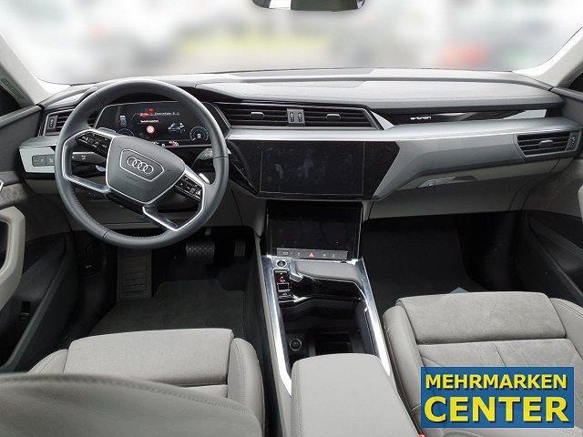 Audi e-tron Sportback 50 quattro advanced