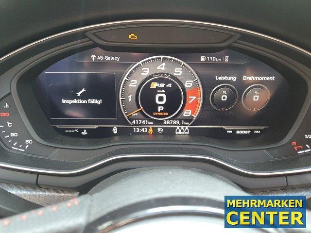 Audi RS4 Avant quattro tiptronic