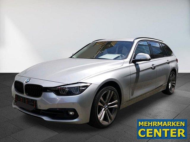 BMW 3er - 330d xDrive Touring Sport Line Automatic PDC, Shadow