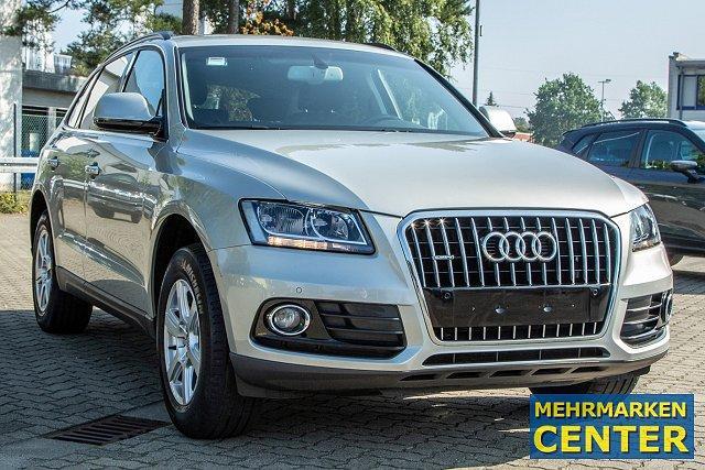 Audi Q5 - 2.0TDI *QUATTRO*+AHK+NAVI+KLIMAUTO+APS+SITZHZ