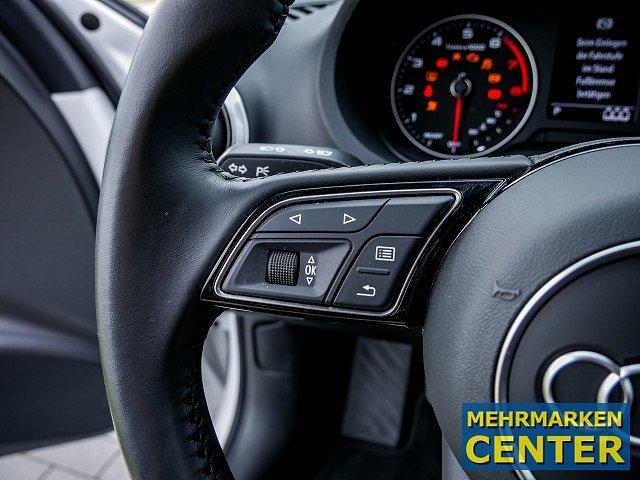 Audi A3 Limousine 1.0 TFSI S line LED Navi SHZ EPH Kl