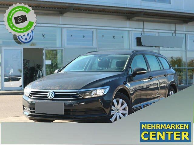 Volkswagen Passat Variant - 2.0 TDI NAVI+LED+CLIMATRONIC+BLUE