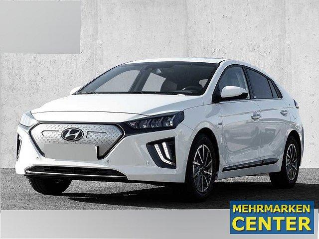 Hyundai IONIQ - Premium Elektro Leder LED Navi Keyless Klimasitze e-Sitze ACC Rückfahrkam. Fernlichtass.