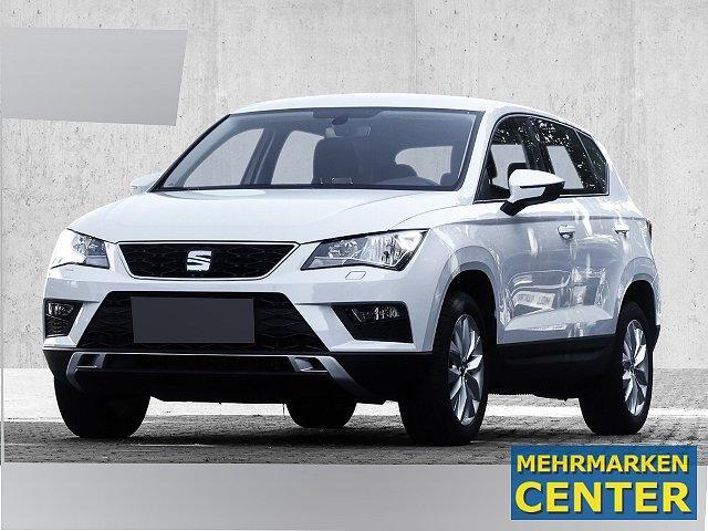 Seat Ateca - 1.6 TDI Style Navi Beats DAB+ LED-hinten LED-Tagfahrlicht Multif.Lenkrad NR Knieairbag