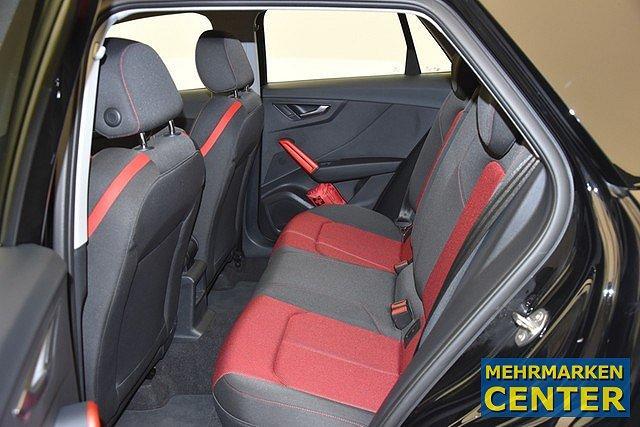 Audi Q2 1.6 TDI GAB sport Tagesfahrli/Navi/Sportsi