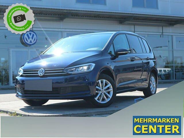 Volkswagen Touran - 2.0 TDI COMFORTLINE NAVI+LED+STANDHEIZUNG