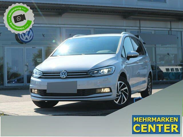 Volkswagen Touran - 1.6 TDI JOIN NAVI+LED+AHK+BLUETOOTH+ACC+S