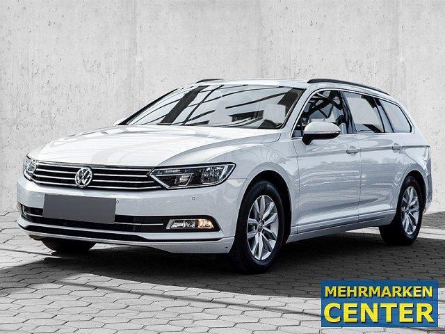 Volkswagen Passat Variant - 2.0 TDI Comfortline NAVI ALU