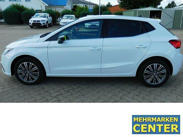 Seat Ibiza - 1.6 Xcellence 4Trg BMT TDI DSG Navi Klima