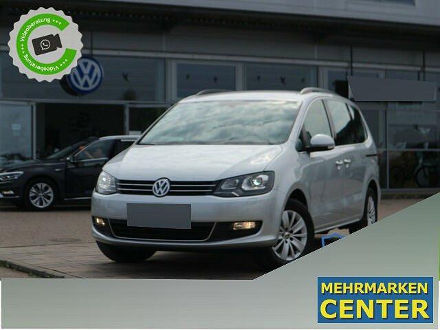 Volkswagen Sharan - 2.0 TDI COMFORTLINE NAVI+7-SITZER+XENON+e