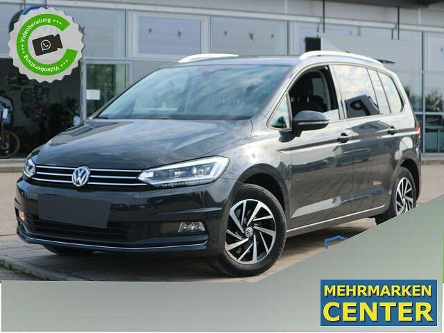 Volkswagen Touran - 2.0 TDI JOIN NAVI+7-SITZER LED+AHK+BLUETO