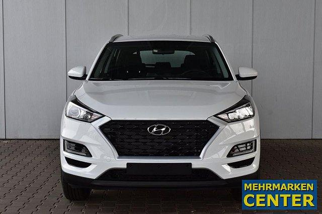Hyundai TUCSON - Exclusive 1,6 T-GDi DCT7 130KW 2WD 2021