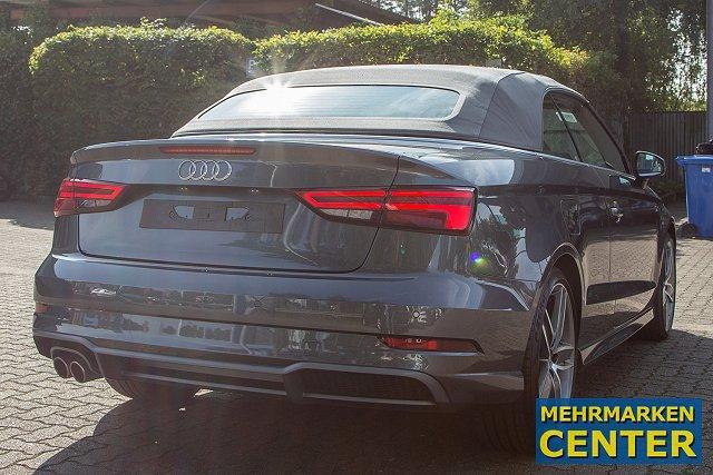 Audi A3 Cabriolet Cabrio*3xS-LINE*1.5 TSI*S-TR*KOPFHZ/19/VIRT