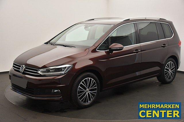 Volkswagen Touran - 2.0 TDI DSG Highline ACC/LED/Navi/AHK