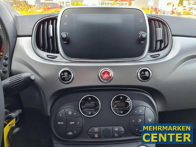 Fiat 500C MY21 1.0 GSE Hybrid SPORT 51kW Tech PDC DAB