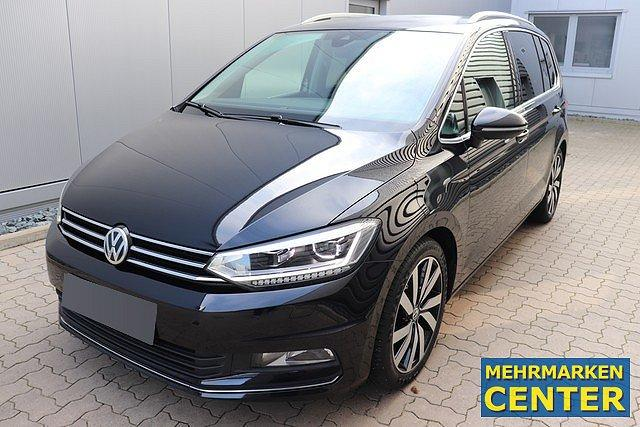 Volkswagen Touran - 2.0 TDI DSG 7.Sitzer Highline Navi,LM18,Kam