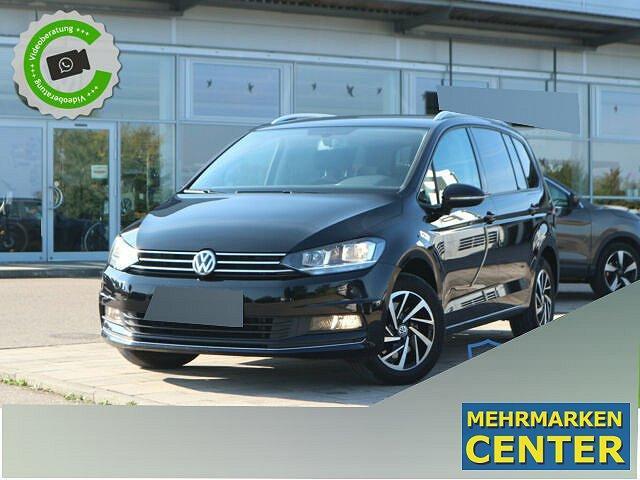 Volkswagen Touran - 2.0 TDI JOIN NAVI+BLUETOOTH+ACC+SHZ+PDC+1
