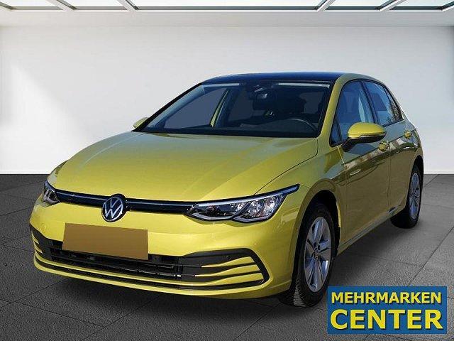 Volkswagen Golf - 1.5 eTSI DSG Life Navi Klima PDC Activ Info Display LED
