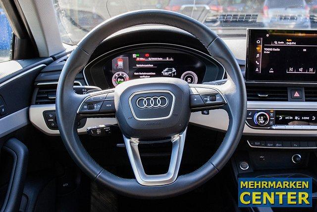 Audi A4 allroad quattro Avant*ADVANCED*40 TDI S-TRO/*VIRTUAL*UPE:56