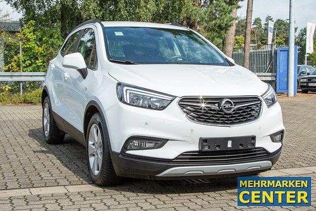 Opel Mokka X - SELECTION 1.4TURBO*+NAVI+aKLIMA+ALU+KAM*