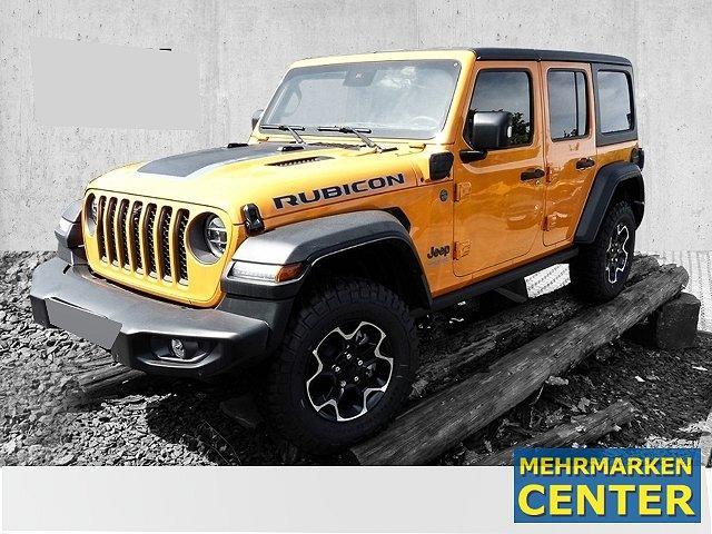 Jeep Wrangler - Rubicon 4xe Plug-In Hybrid