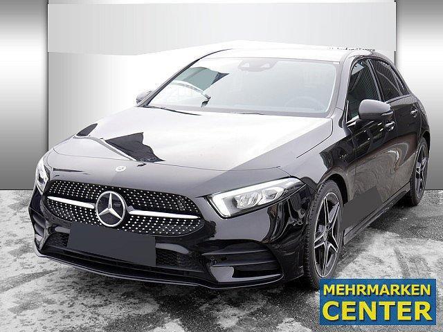 Mercedes-Benz A-Klasse - A 160 AMG Line Night LED Navi PTS SHZ