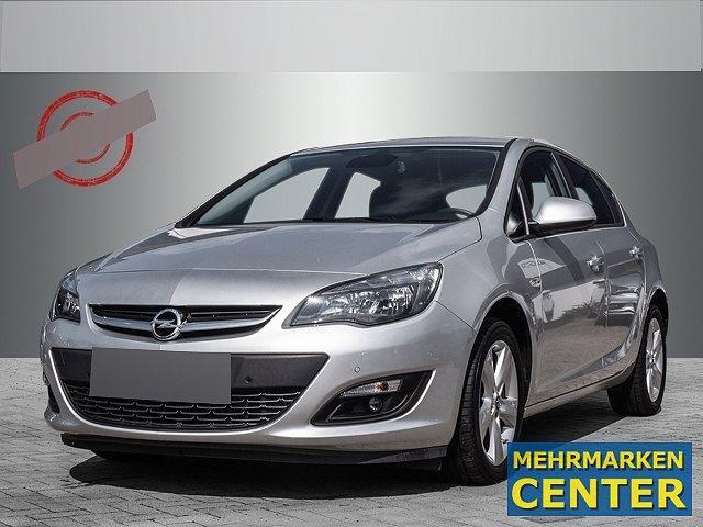 Opel Astra - J Style Tempomat NAVI Sitz/Lenkradheizung