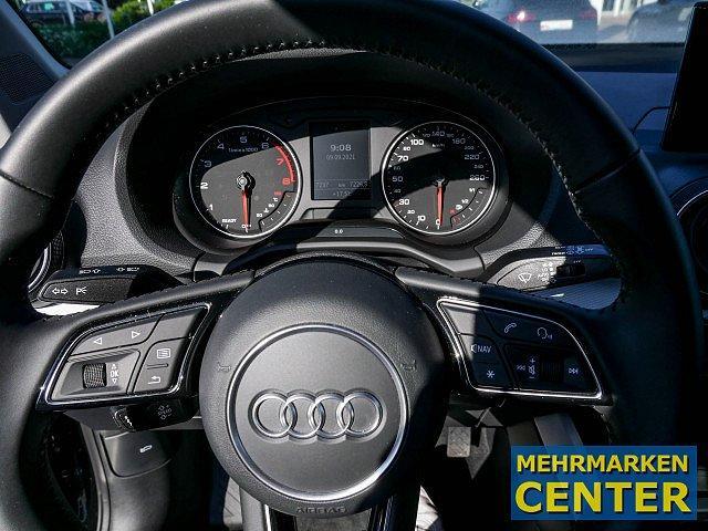 Audi Q2 design 35 TFSI S tronic LED Navi SHZ Tempom.