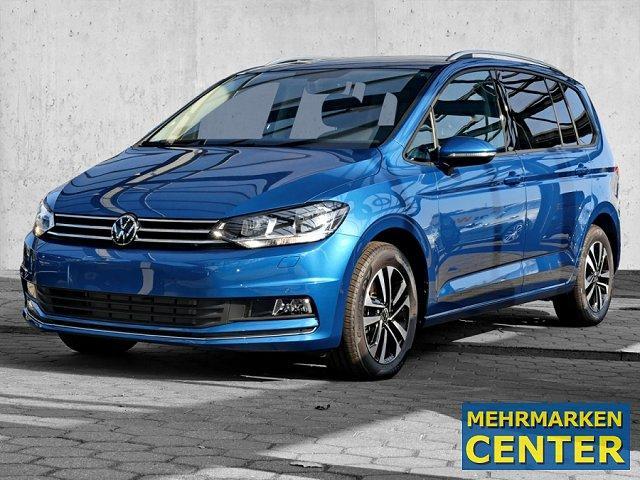 Volkswagen Touran - 2.0 TDI United 7-Sitze NAVI 5J Garantie