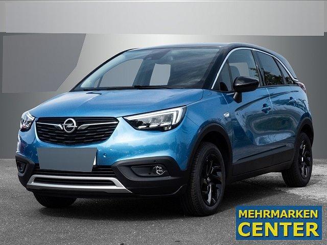 Opel Crossland - X INNOVATION 1.2AT AHK NAVI LED DAB