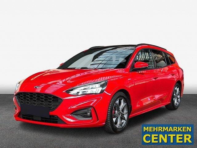 Ford Focus Turnier - 2.0 EcoBlue Aut. ST-LINE X Pano LED TW