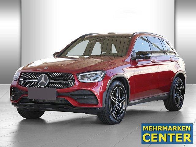 Mercedes-Benz GLC - 200 4M AMG Sport Night Standhz. LED Pano Nav