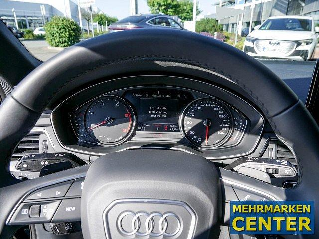 Audi A4 Avant 40 TDI advanced black AHK ACC LED Navi