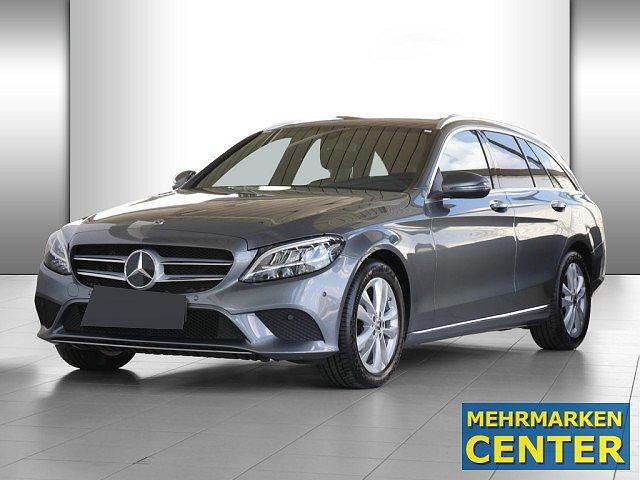 Mercedes-Benz C-Klasse - C 180 d T Avantgarde LED Navi Kamera SHZ Einpark