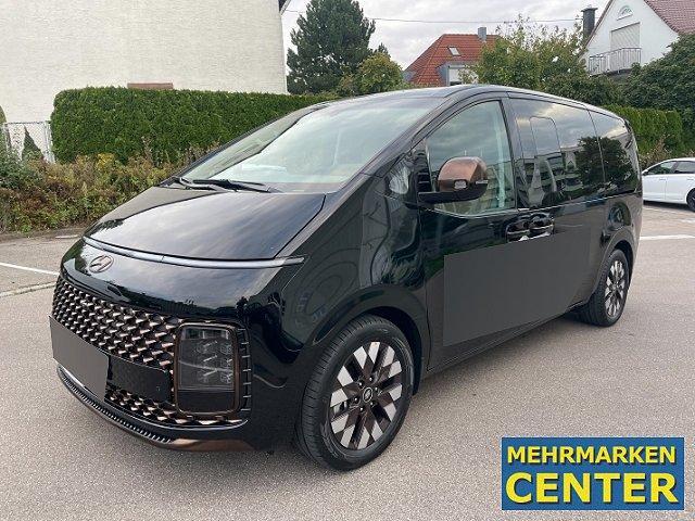 Hyundai H-1 - STARIA 2.2 CRDi 8AT 2WD SIGNATURE (brass chrome) Leder LED Navi Keyless Klimasitze