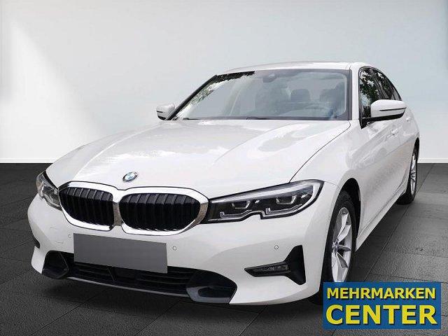 BMW 3er - 320d Sport Line Aut. Driving Ass. Parking HiFi Komfortzugang Klimaaut. Sportsitze