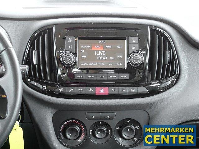 Fiat Doblò Doblo Lounge 1.4 T-Jet 16V Navi Multif.Lenkrad RDC Klima PDC AUX USB MP3 ESP Spieg. beheizbar