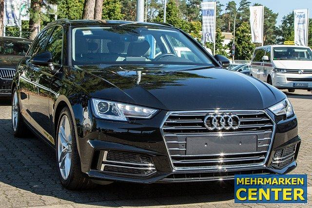Audi A4 Avant - DESIGN 40TDI S-TRONIC *+AHK+NAVI+XENON*