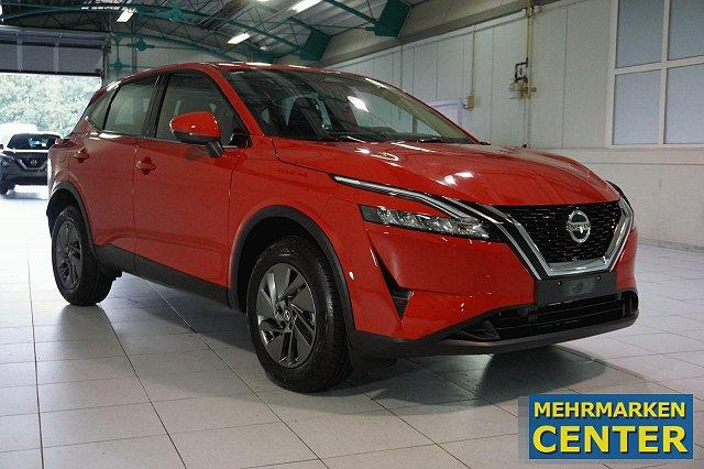 Nissan Qashqai - 1,3 DIG-T MJ21 MHEV ACENTA NAVI