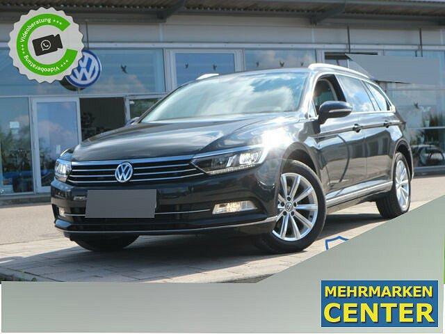 Volkswagen Passat Variant - 2.0 TDI HIGHLINE NAVI+LED+AHK+KAM