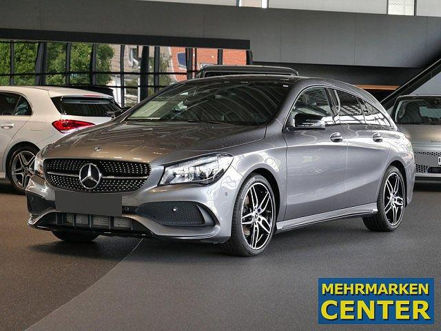 Mercedes-Benz CLA Shooting Brake - 200 SB AMG Line Night Pano Kamera Navi LED S