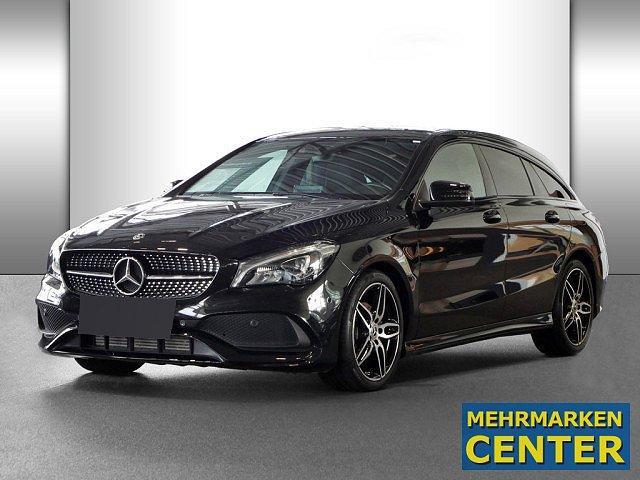 Mercedes-Benz CLA Shooting Brake - 200 SB AMG Line Night Pano Kamera LED Navi S