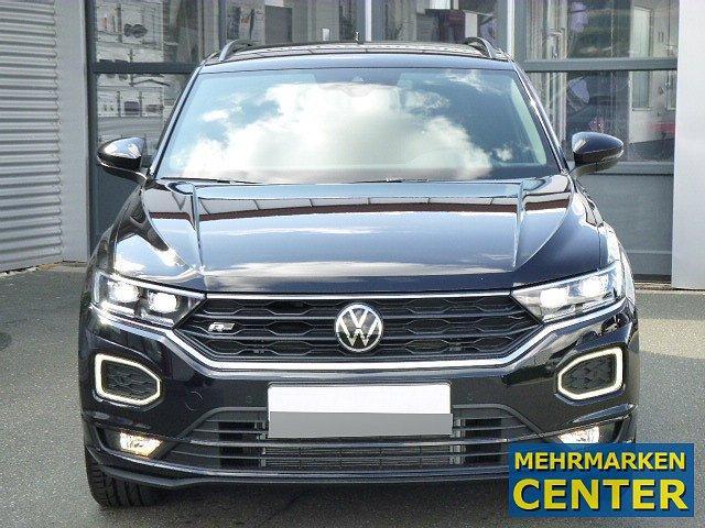 Volkswagen T-Roc - Style R-Line TSI DSG +19 ZOLL+LED+ACC+DAB+