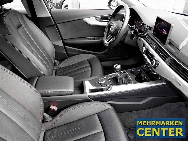 Audi A4 Avant Design 2.0 TFSI quattro 6-Gang Tempomat