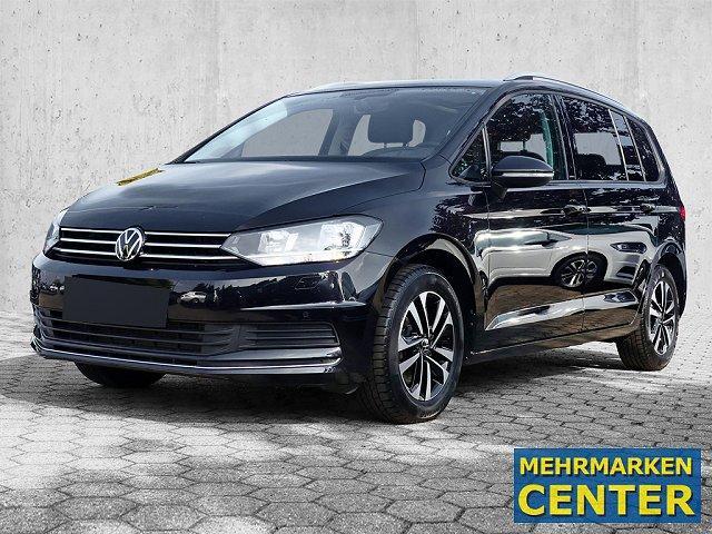 Volkswagen Touran - 2.0 TDI United 7-Sitzer AHK PANORAMA NAVI