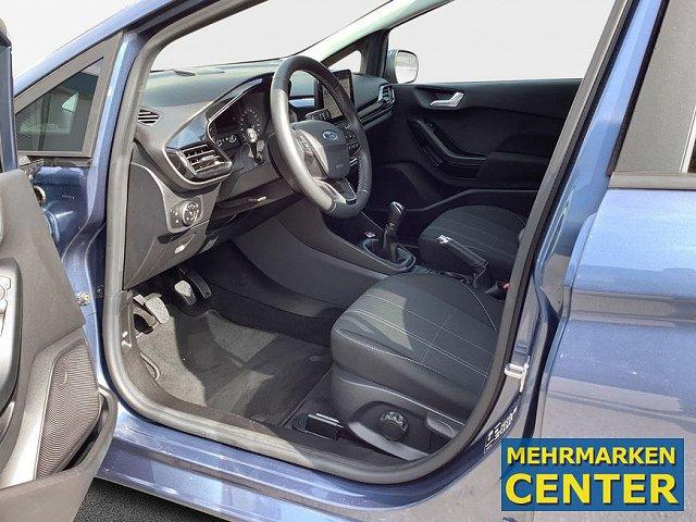 Ford Fiesta 1.1 COOLCONNECT Klimaaut. Navi PDC Allw.