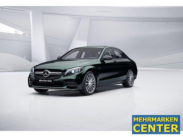 Mercedes-Benz C-Klasse AMG - C 43 4M Performance 19