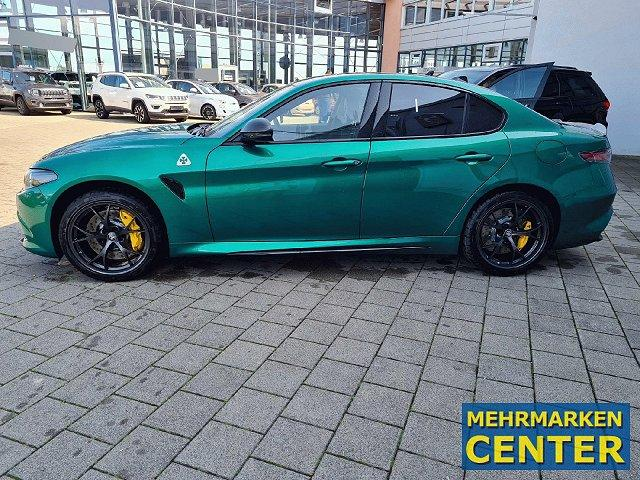 Alfa Romeo Giulia - Quadrifoglio MY21 Dach Kohlefaser NAV-XEN