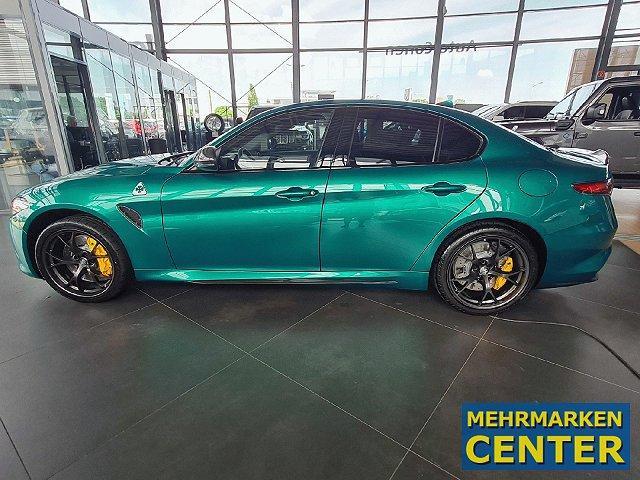 Alfa Romeo Giulia - Quadrifoglio MY21 2.9 XENON NAV LEDER KAM